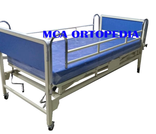 cama-clinica-nacional-de-2-manivelas-economico