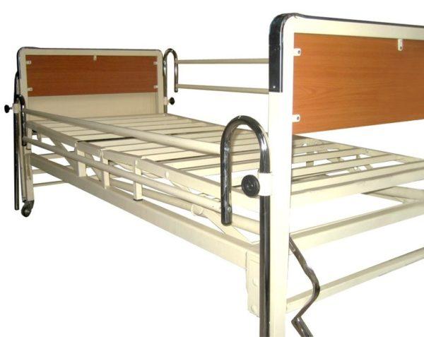 cama economica madera